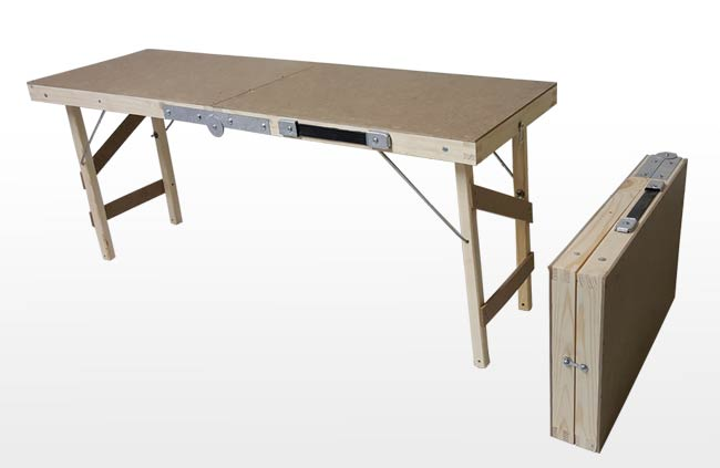 table for angler